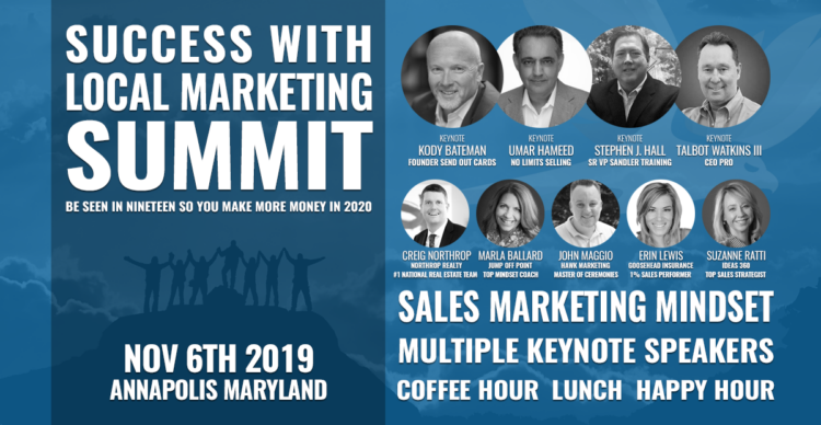 Success with Local Marketing Summit 2019