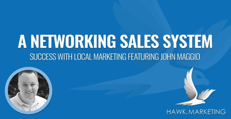 A Networking Sales System