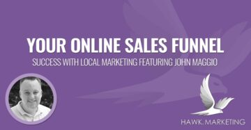 your online sales funnel 1200
